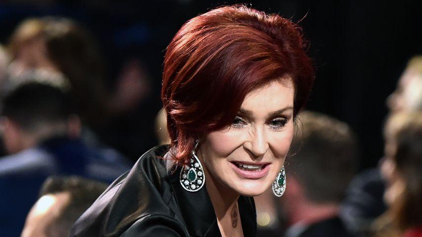 Sharon Osbourne im Mai 2019
