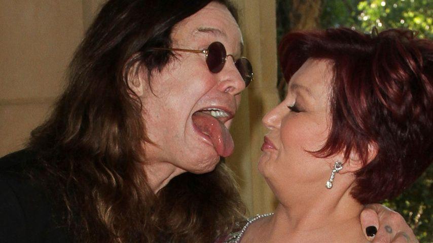 """Sharon Osbourne: """"Ozzy soll aufhören zu trinken!"""""""