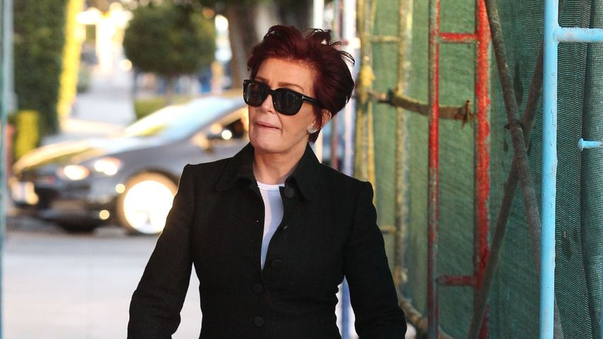 Sharon Osbourne in West Hollywood