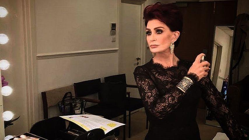 Sharon Osbourne im Juli 2020