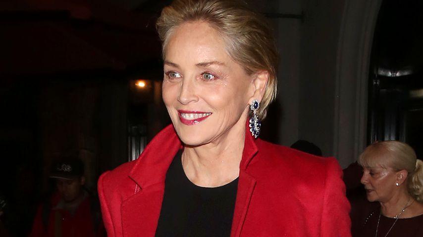 Nach Schlaganfall: Sharon Stone liebt ihren Körper noch mehr