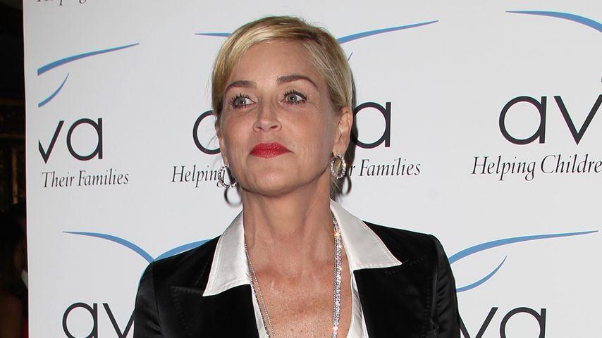 Touché! Sharon Stone witzelt über Cellulite-Po