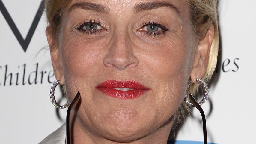 Kids groß: Sharon Stone hat wieder Lust auf Kerle!