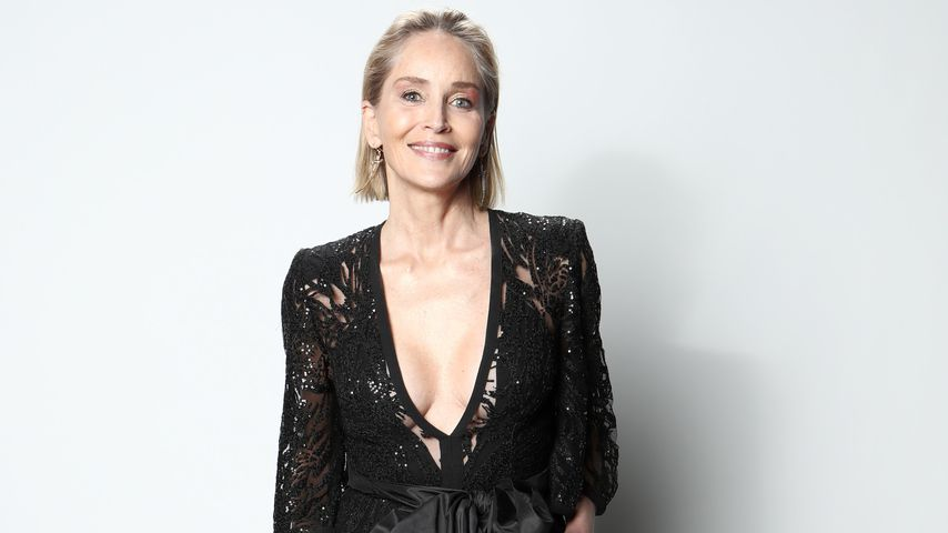 Sharon Stone in Los Angeles, Februar 2020