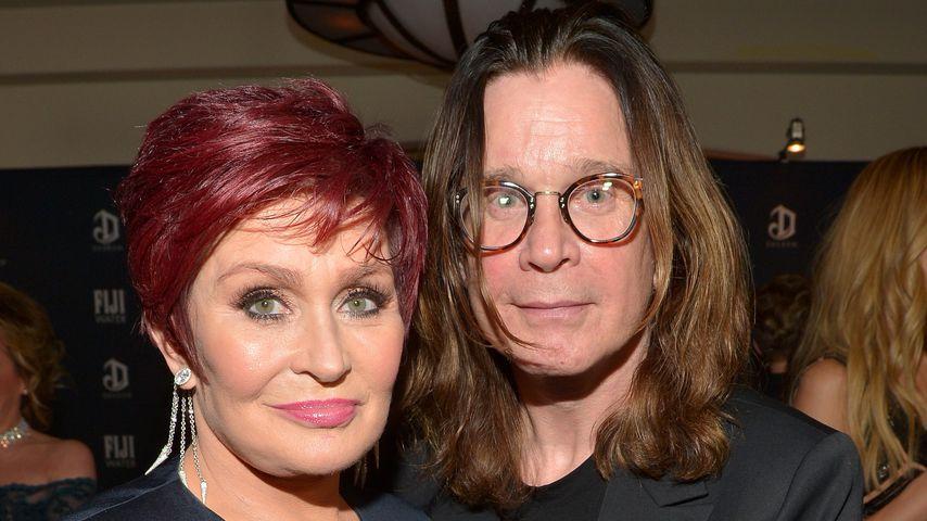 Sharon und Ozzy Osbourne im Jahr 2015
