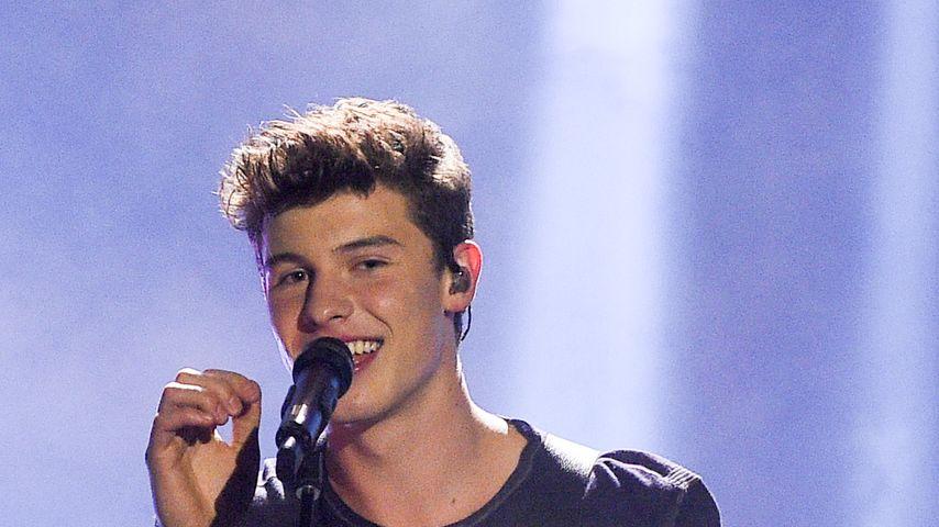 Shawn Mendes auf der Bühne