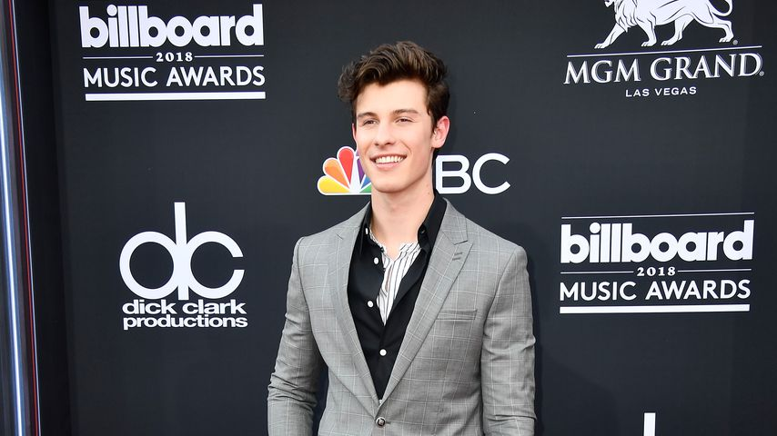 Shawn Mendes im Zwiebellook bei den Billboard Music Awards 2018