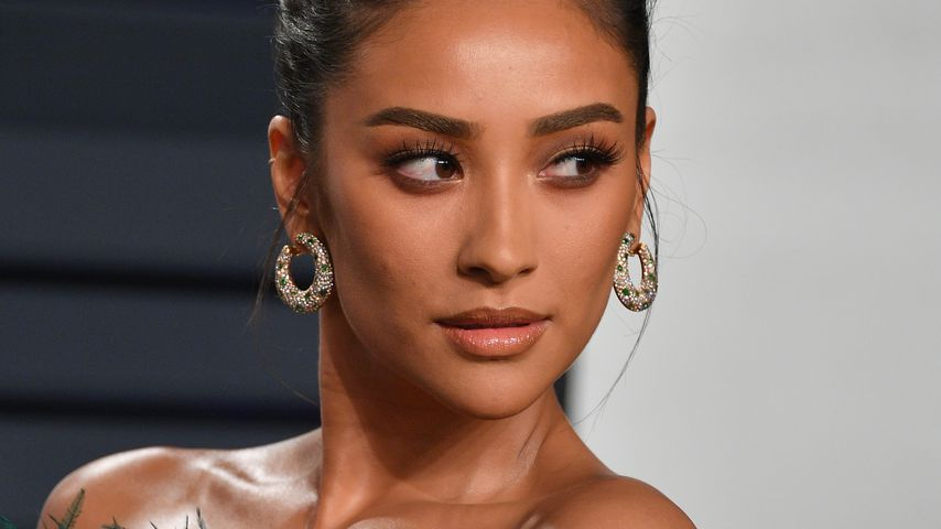 Shay Mitchell bei der Vanity Fair Oscar Party 2019
