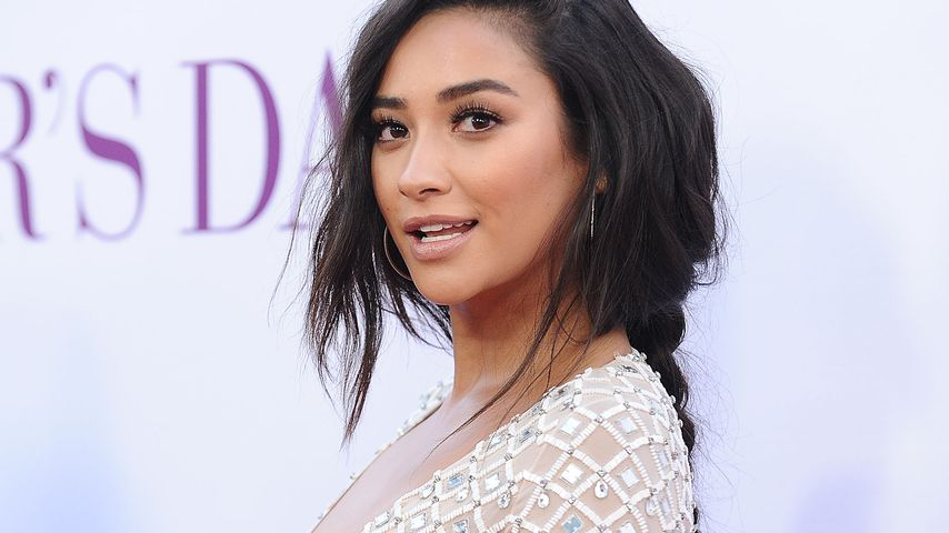 "Ende naht: Shay Mitchell will ""Pretty Little Liars""-Kinofilm"