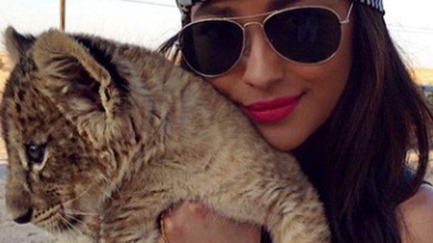 Shay Mitchell: So sexy machte sie Dubai unsicher