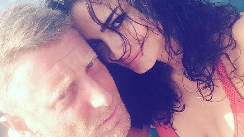 Liebes-Outing? Shermine Shahrivar kuschelt mit Milliardär
