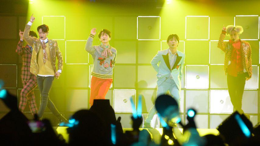 Tränen-Comeback: Kim Jong-Hyuns (†27) Band tritt wieder auf
