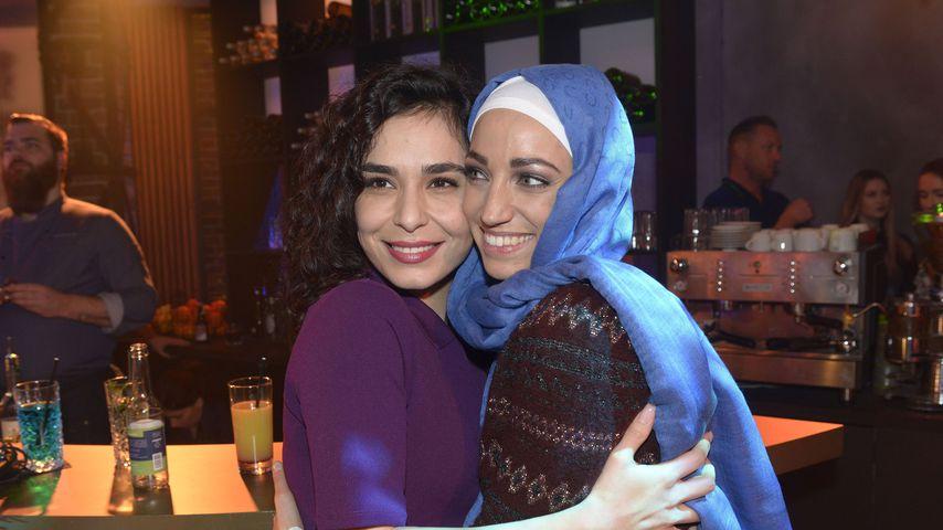Shirin (Gamze Senol) und Nazan (Vildan Cirpan) bei GZSZ