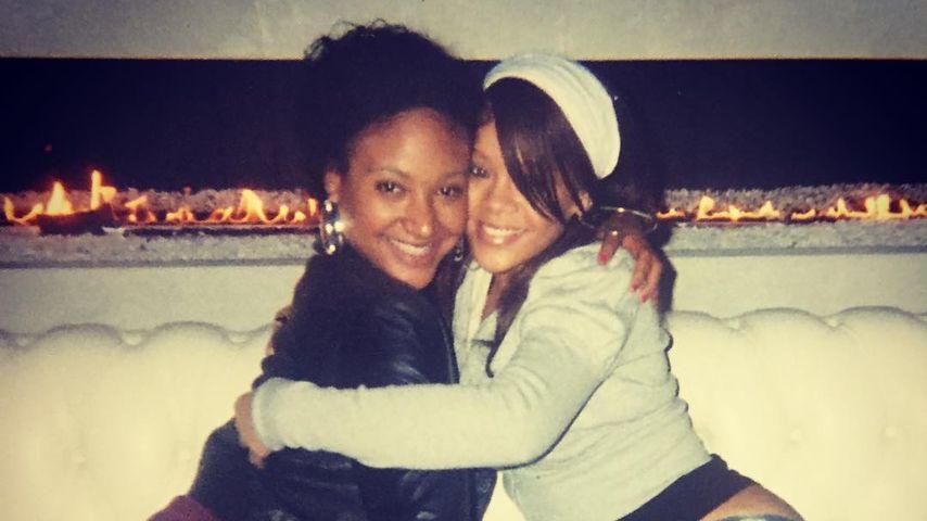 Shirlene Quigley und Rihanna