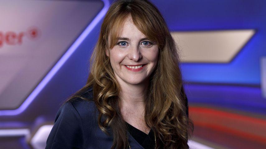 """Shona Fraser in der ARD-Talkshow """"Maischberger"""""""