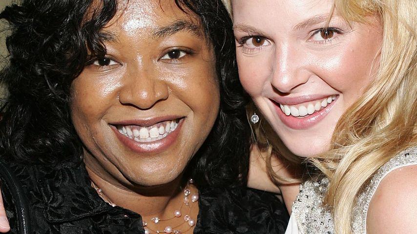 Katherine Heigl und Shonda Rhimes
