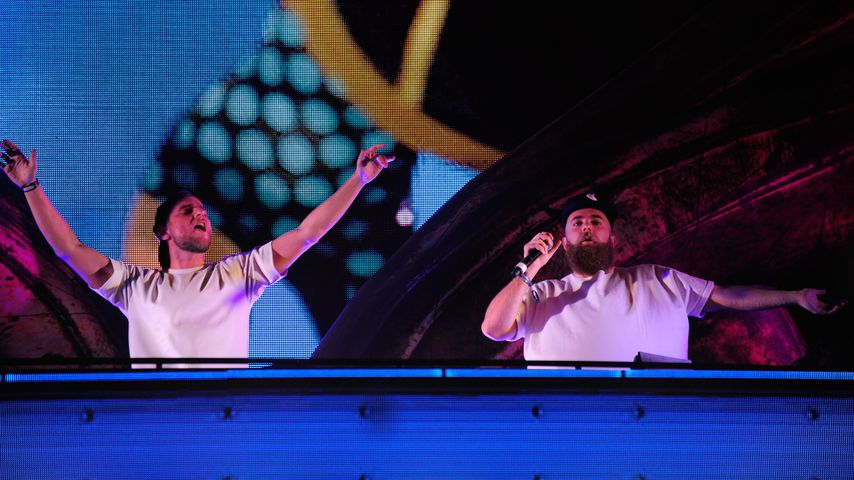 Showtek beim Electric Daisy Carnival in Las Vegas