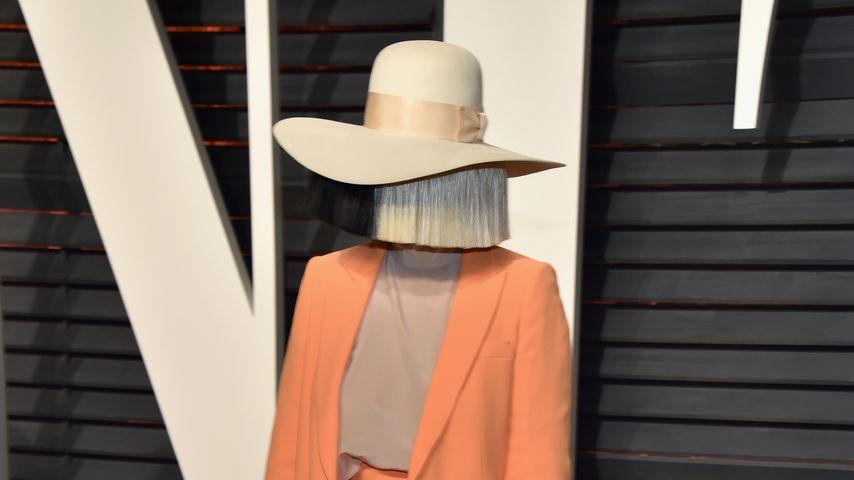 Sia bei der Vanity Fair Oscar Party