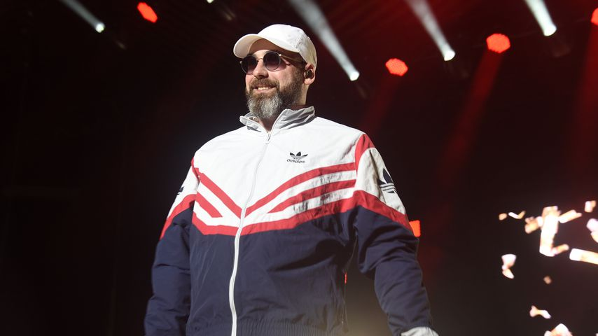 Sido beim Global Citizen Live Konzert in Berlin