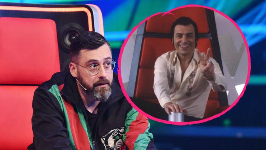 """Trotz """"The Voice""""-Aus: Sido bucht Kandidat für Geburtstag"""