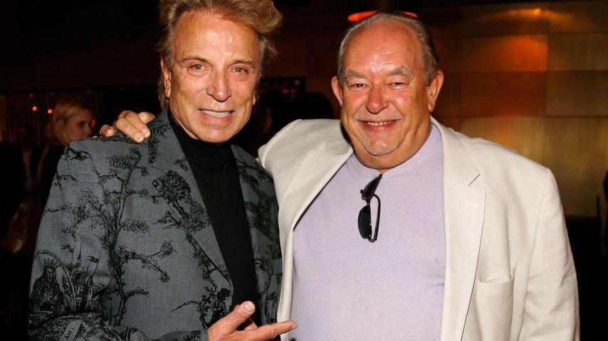 Siegfried Fischbacher und Robin Leach