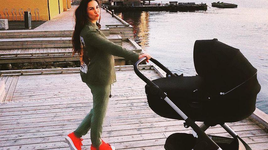 Details zur Geburt: Sila Sahin lag 16 Stunden in den Wehen!