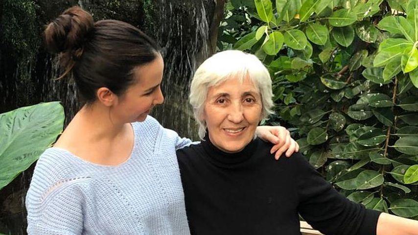 Sila Sahin und ihre Mutter Hanife, Oktober 2019