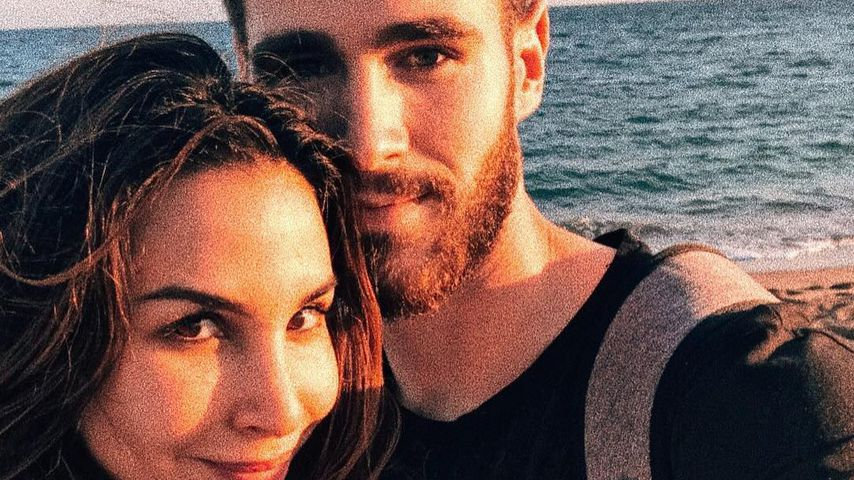 Sila Sahin und Samuel Radlinger im Türkei-Urlaub