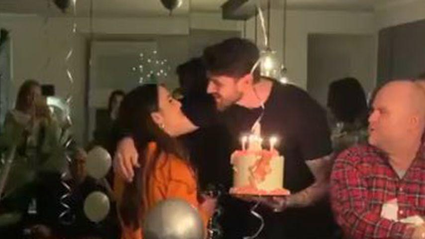 33. Geburtstag von Sila: Süße Überraschung von Mann Samuel