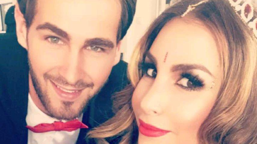 Kurz vor der Hochzeit: Sila & Samuel feiern Henna-Nacht