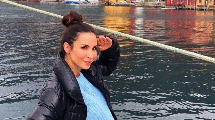 Sila Sahin: Ihr Babybauch macht einen ordentlichen Sprung!