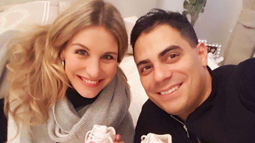 """""""Hot Banditoz""""-Paar Silva Gonzalez und Stefanie Schanzleh"""