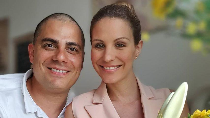 Silva Gonzalez und Stefanie Schanzleh