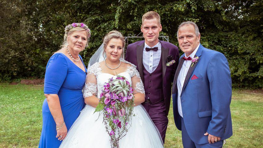 Name, Altargang, Brautkleid: Alle Infos zur Wollny-Hochzeit!
