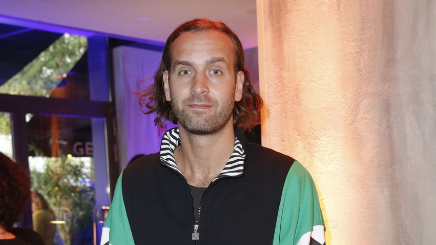 Silvio Heinevetter bei der BAR bOx-Eröffnung in Berlin