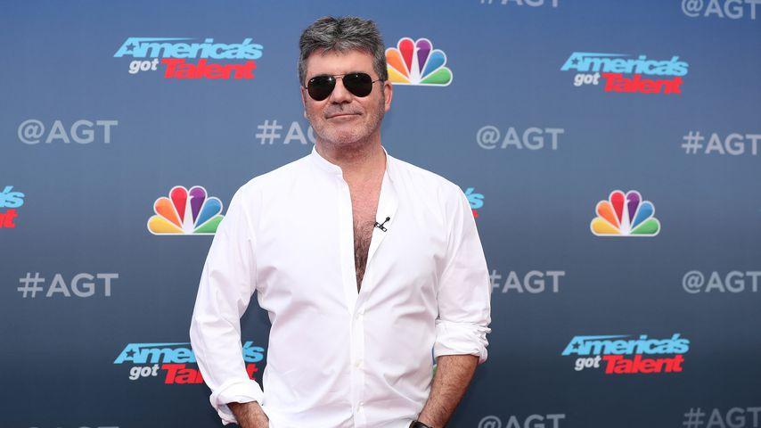 """Simon Cowell beim Auftakt der diesjährigen Staffel von """"America's Got Talent"""""""