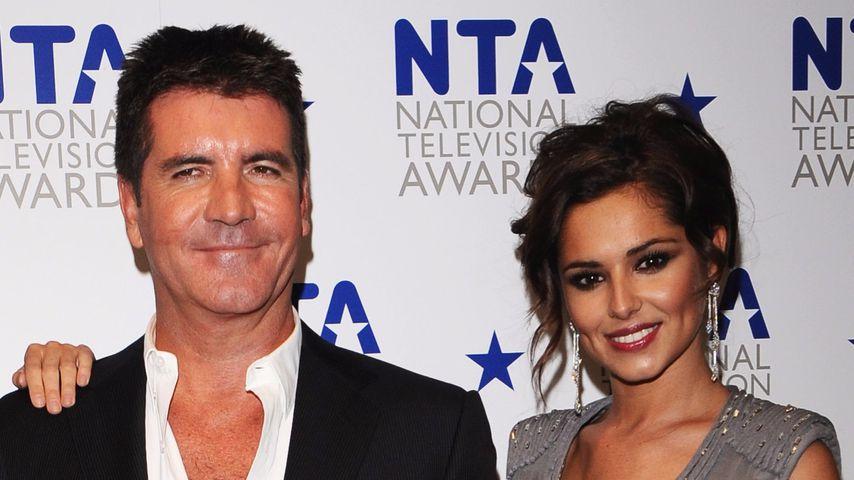 Neuer Beef: Cheryl Cole disst Simon Cowell