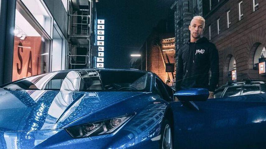Im Protz-Wahn? Simon Desue fährt jetzt einen Lamborghini!