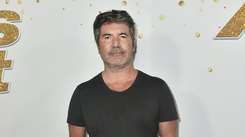Simon Cowell in Los Angeles