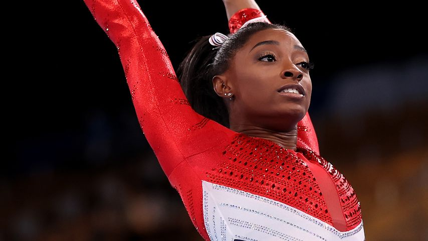 Simone Biles bei Olympia 2021