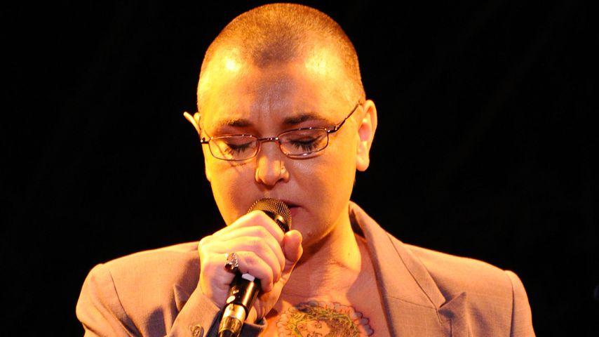 Doch keine Tournee: Sinéad O'Connor vermeldet Karriere-Aus