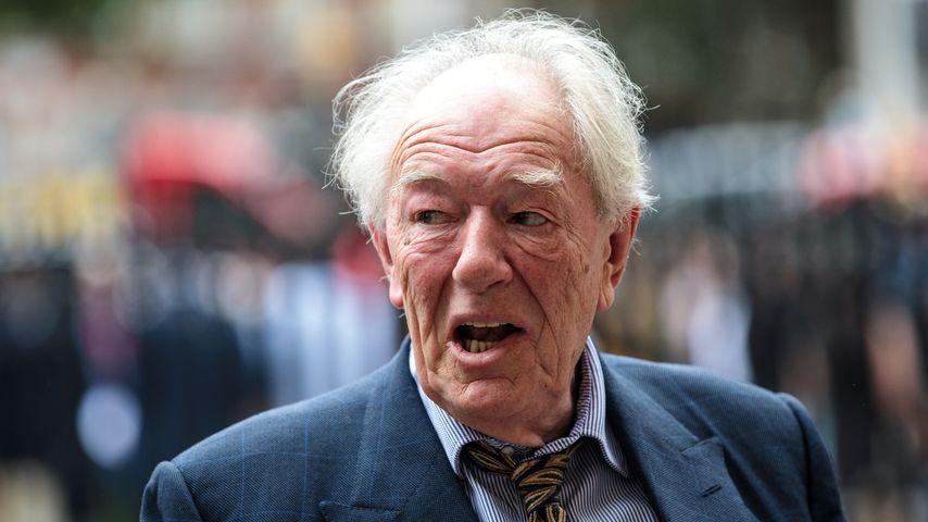 Sir Michael Gambon, britischer Schauspieler