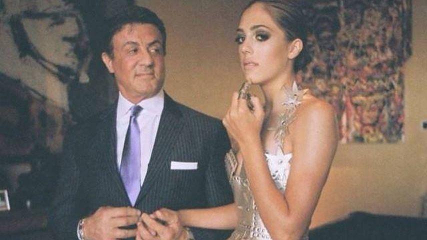 Model-Tochter: So schön ist Sistine Stallone (16)