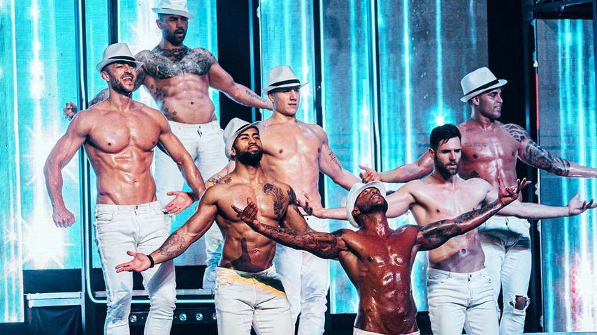 SixxPaxx performen während ihrer Hot Summer Tour im Jahr 2020