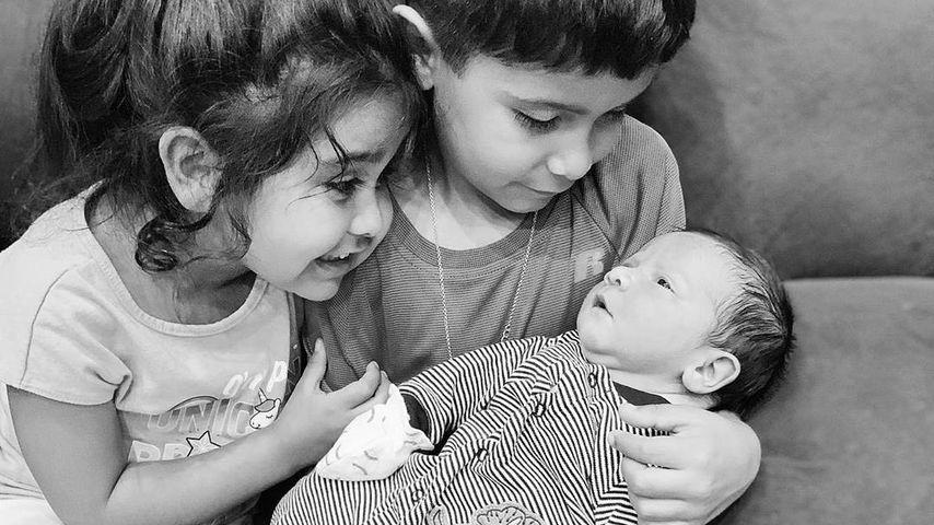 Snookis Kinder Giovanna, Lorenzo und Angelo
