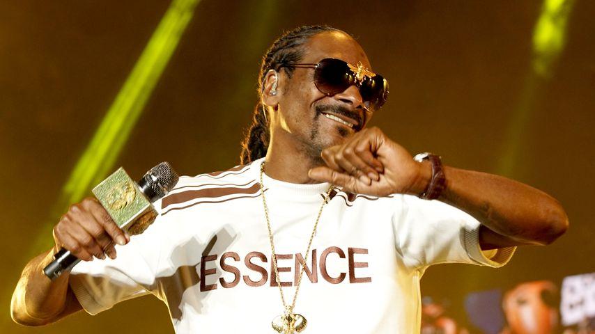 Endlich! Snoop Dogg bekommt einen Stern auf dem Walk of Fame