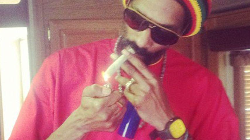 Snoop Dogg: Wegen Gras wird er 2 Jahre verbannt!
