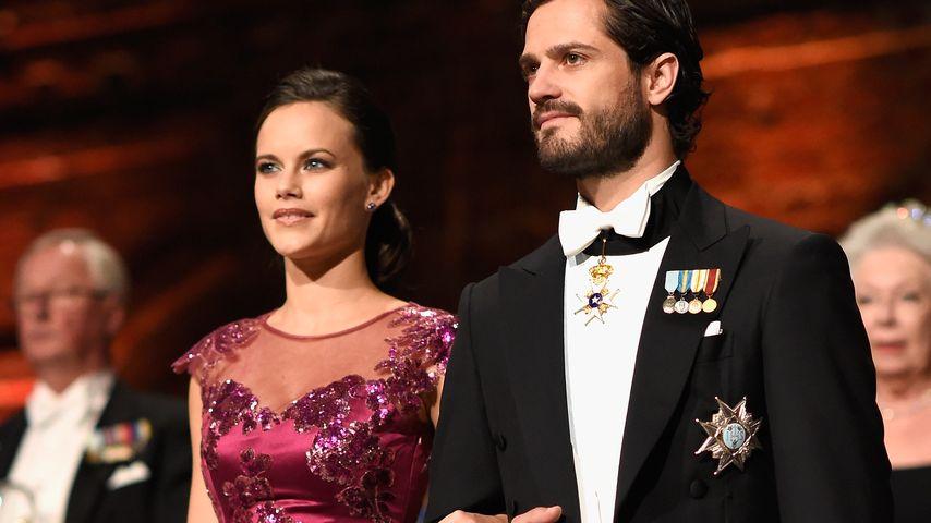 """Spar-Kurs! So """"wenig"""" kostet Prinz Carl Philips Hochzeit"""