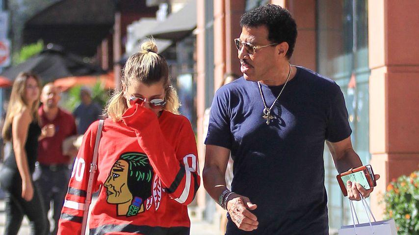 Lionel Richie: Liebeskummer-Tröster für Tochter Sofia Richie