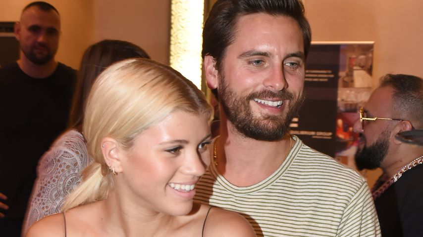Sofia Richie und Scott Disick in Florida